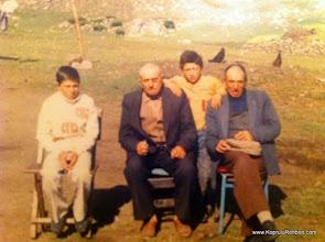 Photo: CENGİZ ÖZKURT - MUHİTTİN ÖZKURT - ADİL ÖZKURT - OKAN ÖZKURT