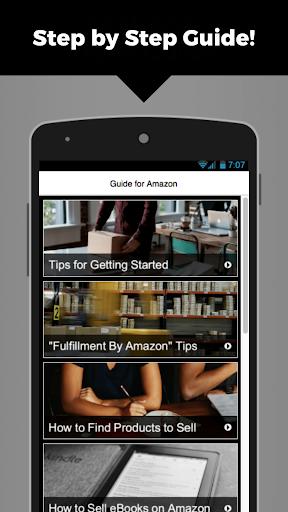Tips for an Amazon Seller 1.4 screenshots 3