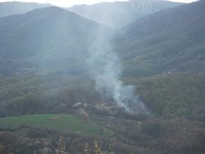Photo: Dim (Nije bio požar).