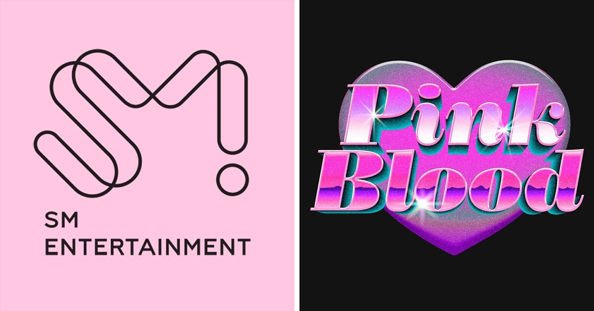 """SM Entertainment Launches Social Media & Trademark For Possible New Group """"PinkBlood"""""""