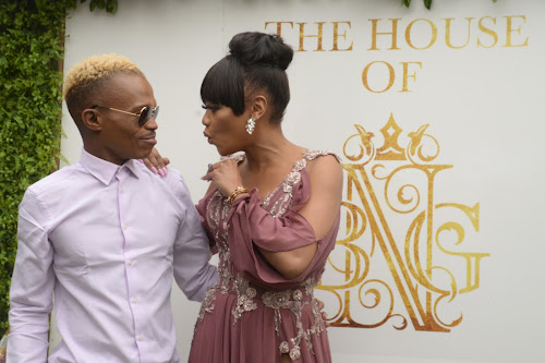 Palesa Madisakwane: Somizi, thank you for making sure I stay