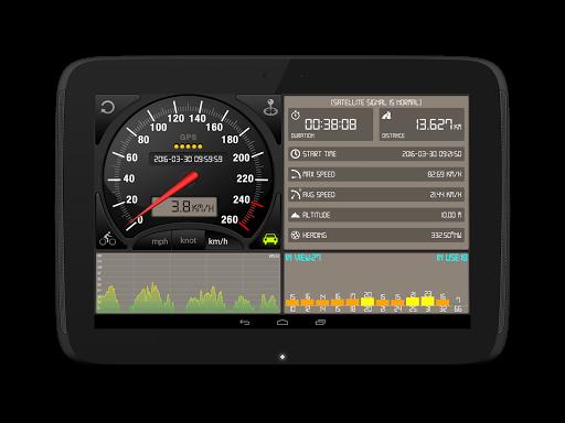 Speedometer GPS screenshot 10