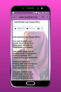 Adek Berjilbab Ungu Lirik Apk Download