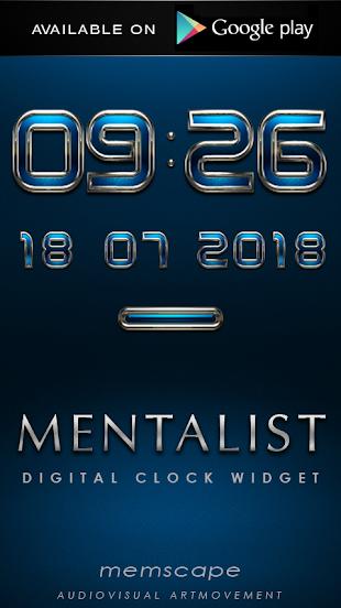Mentalist Poweramp skin- screenshot thumbnail