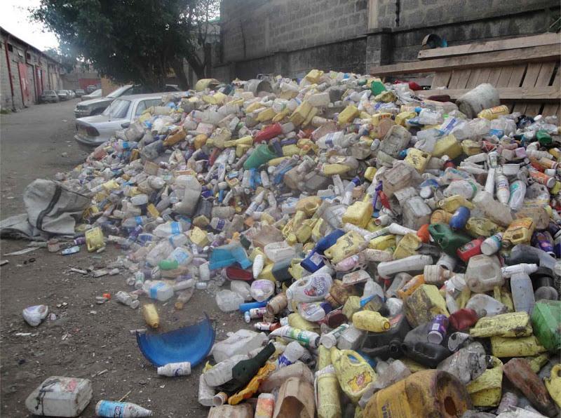 Photo: plastic packaging