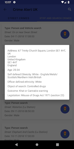 Crime Alert UK screenshot 7