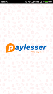 Paylesser- screenshot thumbnail