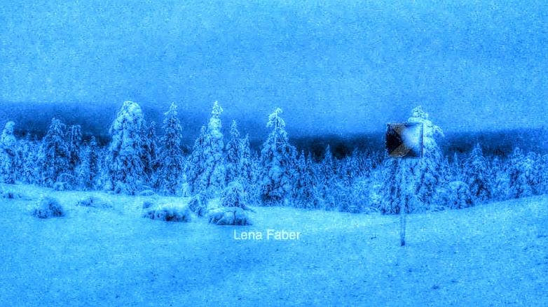 Photo: Saariselka - ski resort