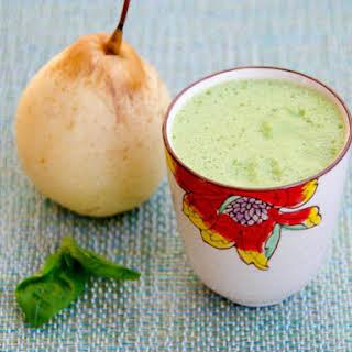 Asian Pear Juice Recipes.