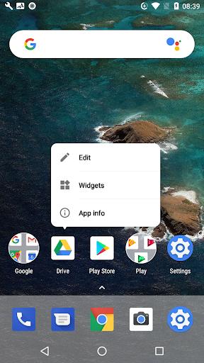 Oreo UI for Android BETA 1.2 screenshots 5