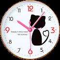 Cats Clock Widget
