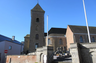 Photo: kerk Saint-Aubert