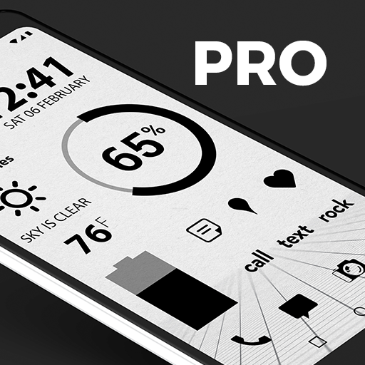 Flight Dark - Flat Icon Theme (Pro Version) APK Cracked Download