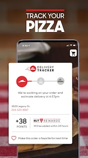 Pizza Hut - Food Delivery & Takeout Screenshot
