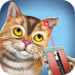 Laser for Cat AR Simulator Icon