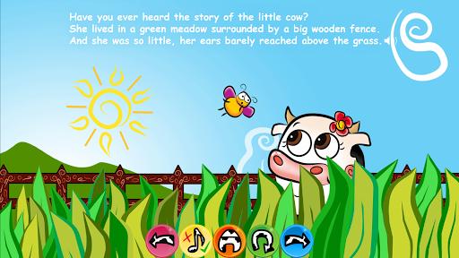 The Little Cow Finds a Friend скачать на планшет Андроид