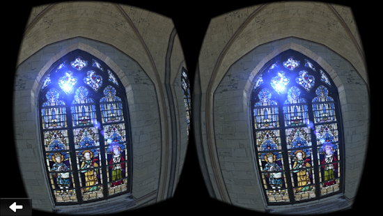 VR Gothic cathedral- screenshot thumbnail