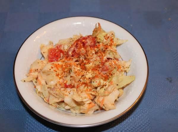 Tomato Coleslaw