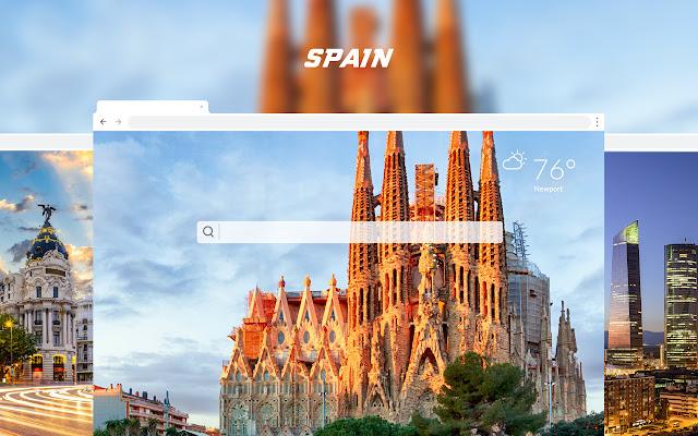 Visit Espana Fondos de Pantalla