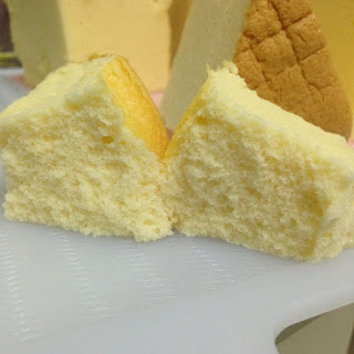 Condensed Milk Sponge cake.
