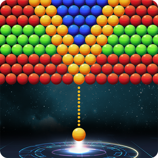 Bubble Shooter Cosmos (game)