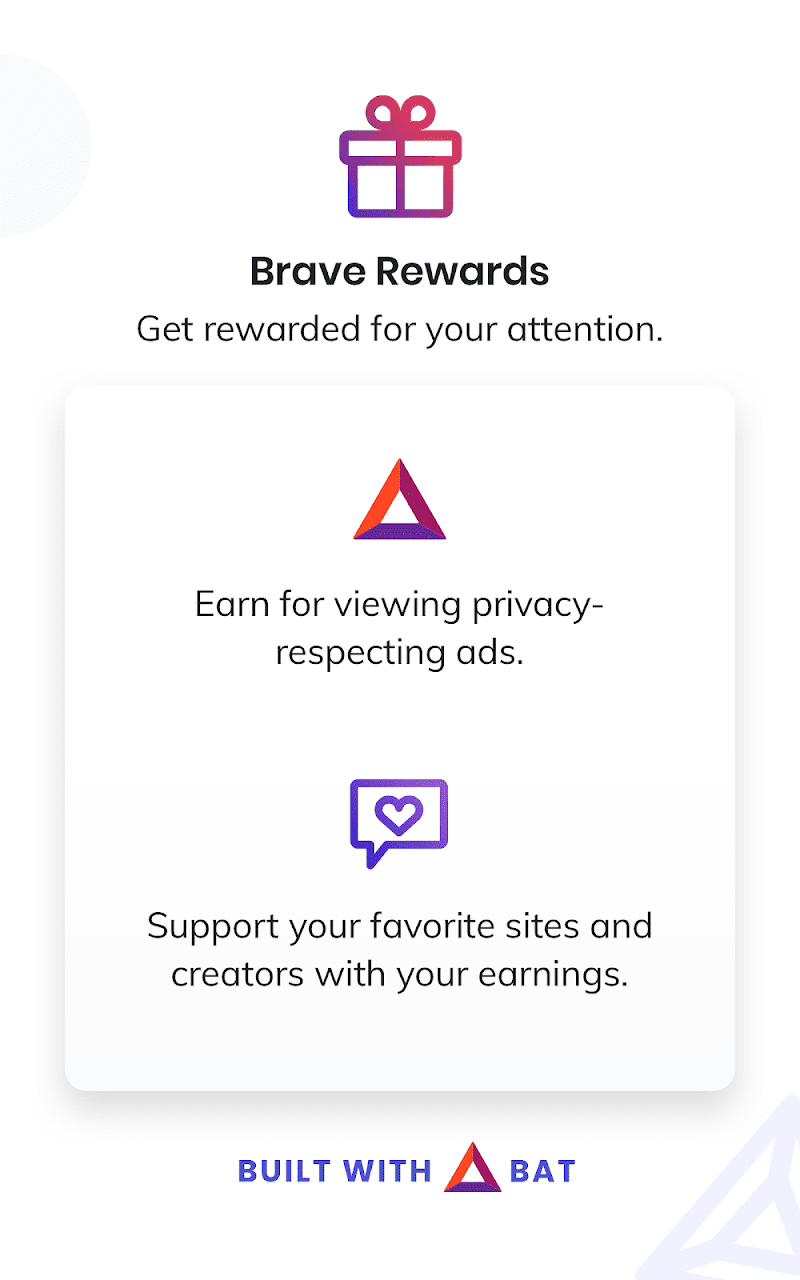 Brave Privacy Browser: Fast, free and safe browser Screenshot 9