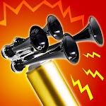 Air Horn Siren Sounds Joke Icon