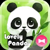 Tải Game Hình nền xinh xắn Lovely Panda