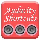 Audacity Shortcuts