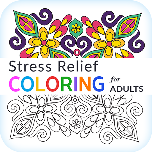 Stress Relief Adult Color Book file APK for Gaming PC/PS3/PS4 Smart TV