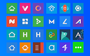 Rassy UX - Icon Pack Applications pour Android screenshot