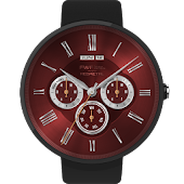 RedMetal Classic Watch Face