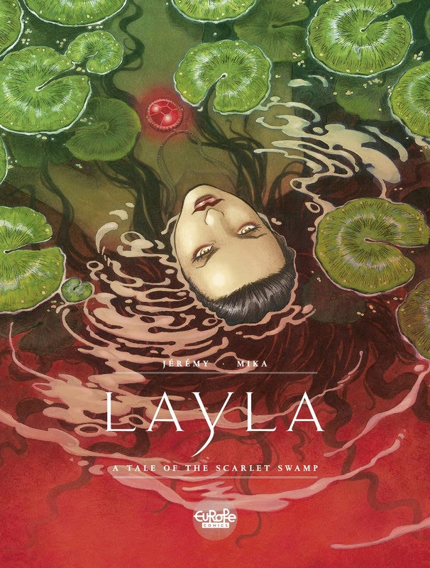 Layla: A Tale of the Scarlet Swamp (2019)