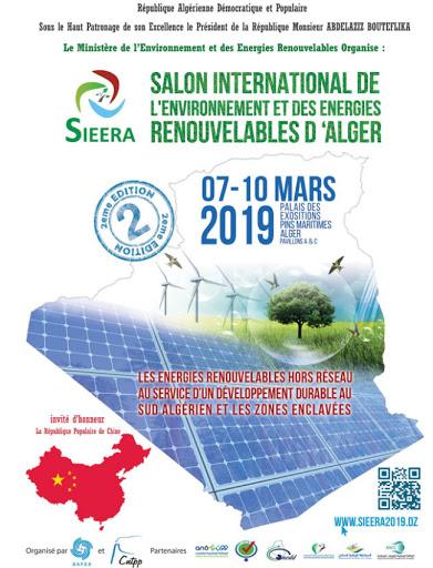 SIEERA Affiche 2019