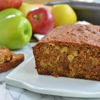 Apple and Oat Bran Bread Recipe