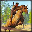 Farm Horse Jungle Ride icon