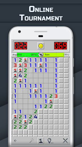 Minesweeper GO - classic mines game 1.0.84 screenshots 2