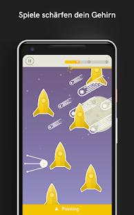 Memorado Gehirnjogging Spiele Screenshot