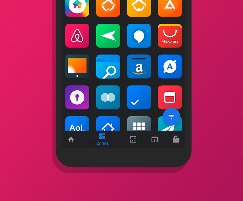 Axelion Icon Pack Screenshot 2