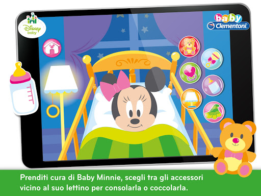 Baby Minnie Mia Amica Bambola apkmr screenshots 10