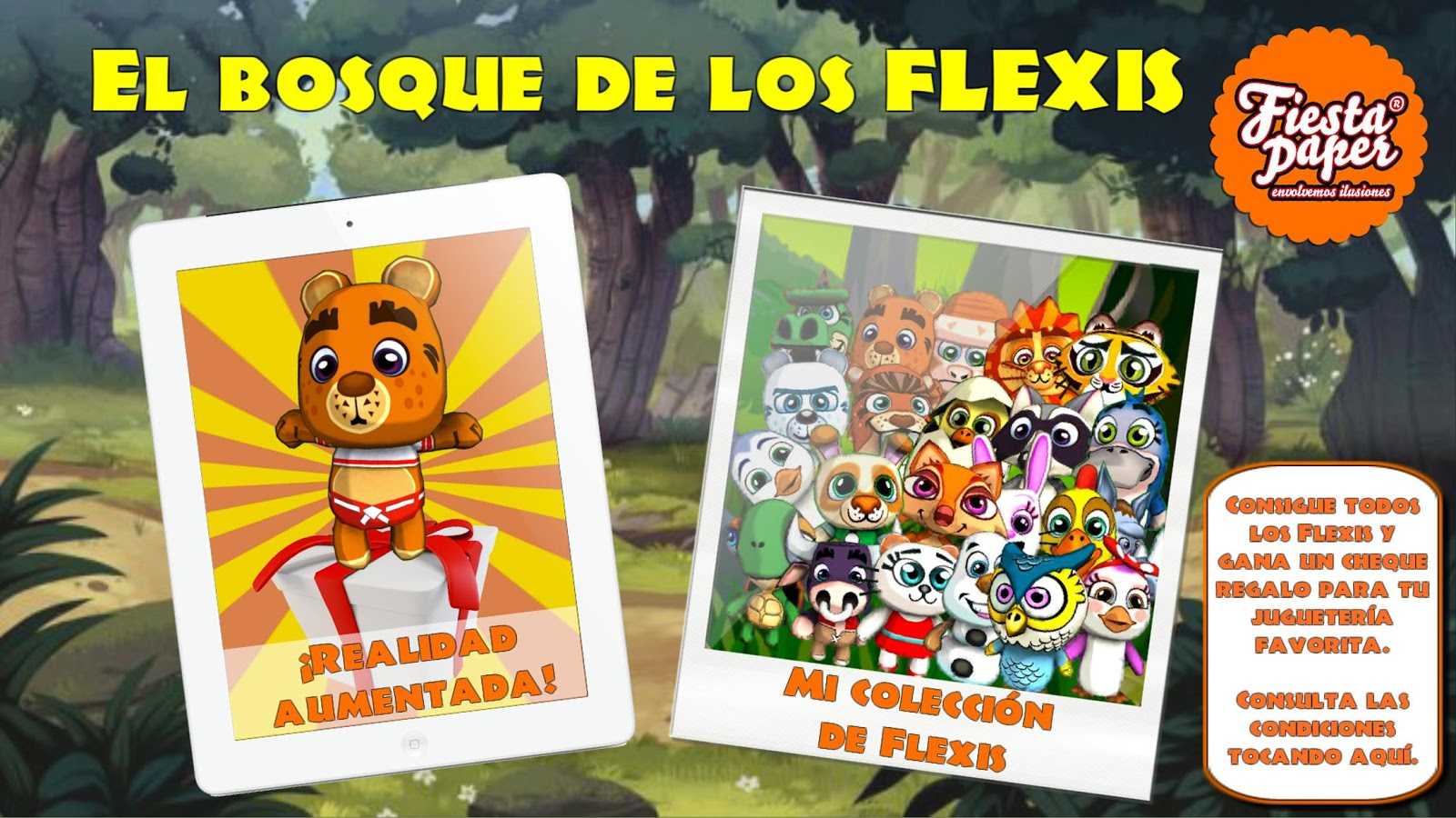 El bosque de los Flexis- screenshot
