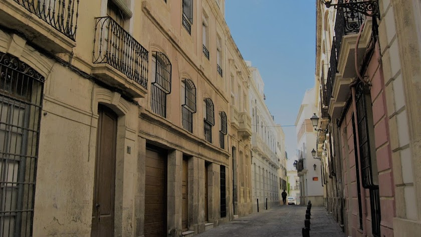 Calle Emilio Ferrera