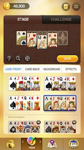 World of Solitaire: Klondike 4