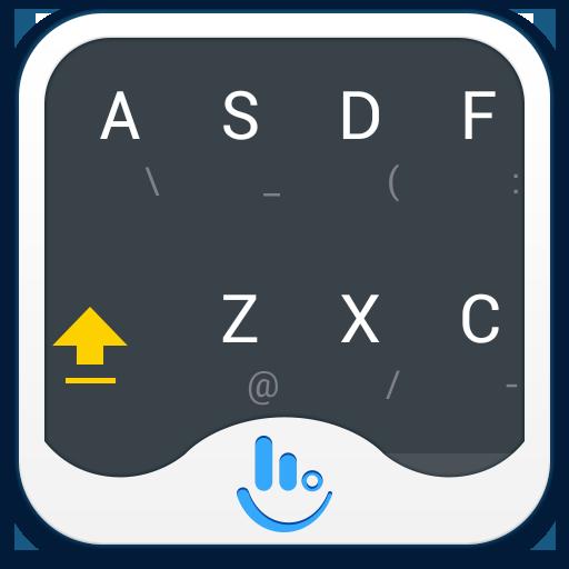 TouchPal Droid L Amber Theme 運動 App LOGO-硬是要APP