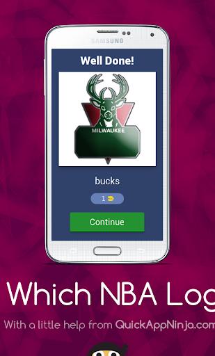 玩免費益智APP|下載NBA Team Quiz app不用錢|硬是要APP