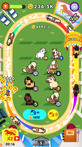 Idle Horse Racing apkpoly screenshots 4