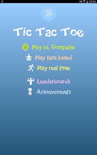 Tic Tac Toe Social