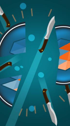 Crypto Slicer - Knife Hit, Play, Earn & Win Crypto 1.7.8 screenshots 1