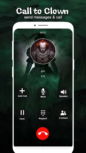 Pennywise's Clown Call & Chat Simulator ClownIT screenshot 2