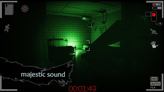 Reporter 2 - First-person survival horror. Screenshot